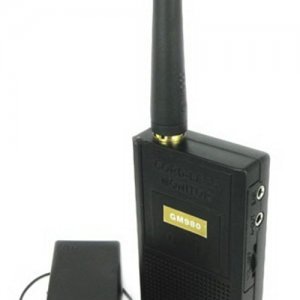 Minitype Cord-less Voice Monitor with ISM / UHF Band
